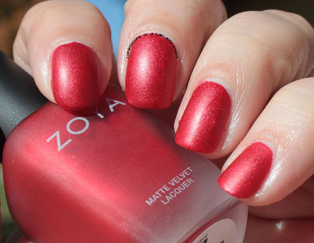 Zoya Matte Lipstick Red Beet Daftar Harga Terkini Dan Terlengkap Ultramoisse 18 Pinnacota 321363 Velvets For Winter 2015 Amal