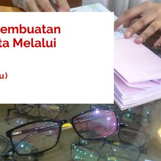 Proses Pembuatan Kacamata Melalui BPJS (Pekanbaru)