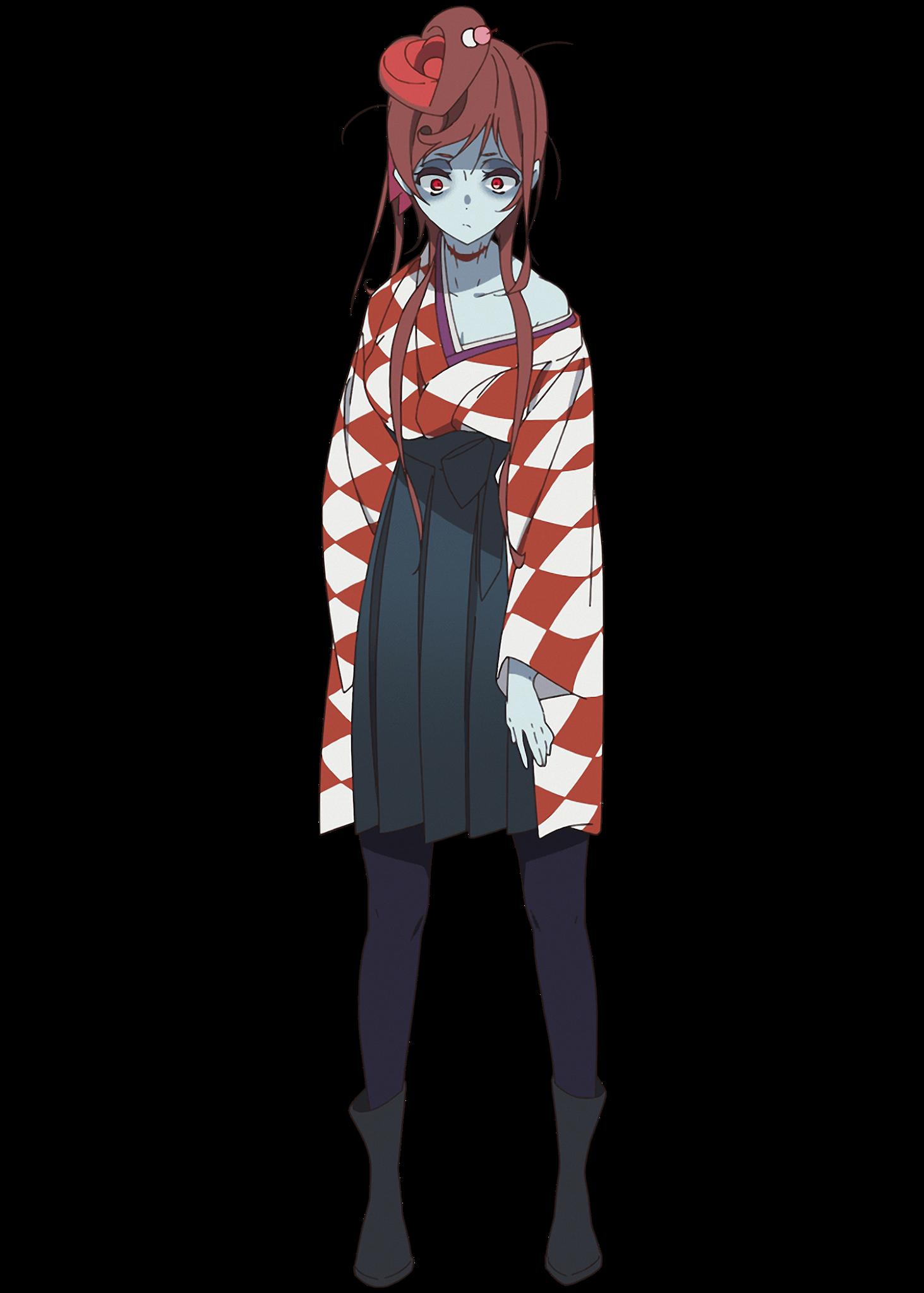 Zombie Land Saga - Yuugiri