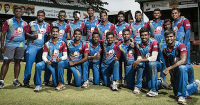 Sri Lanka Won Red Bull Cricket Campus RBCC World Cup T20 Final