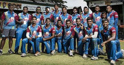 Sri Lanka Won Red Bull Cricket Campus RBCC World Cup T20 Final