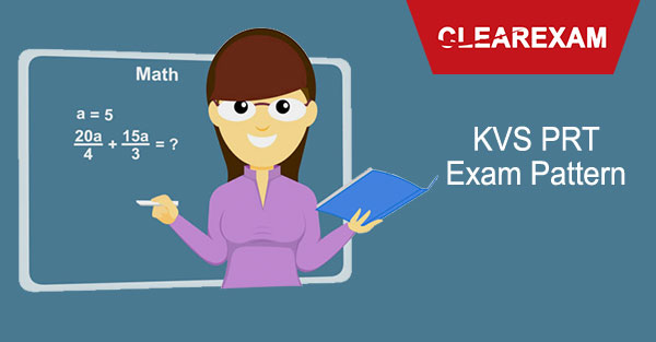 KVS PRT Exam Pattern