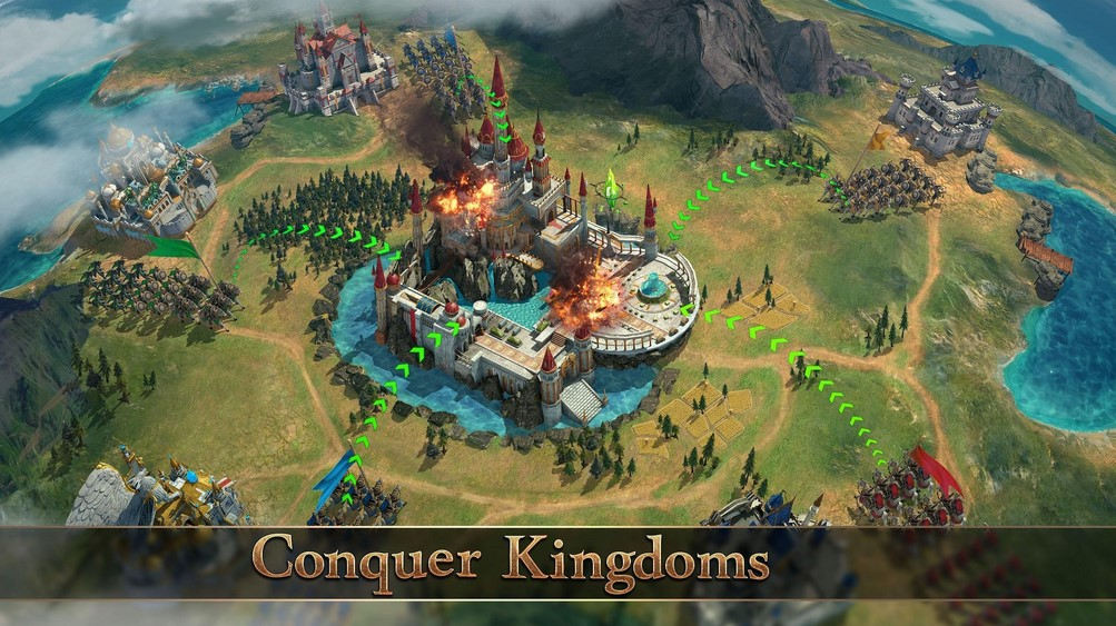 [FREE] Download Rise of the Kings for Android