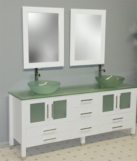 72 inch modern bathroom vanity