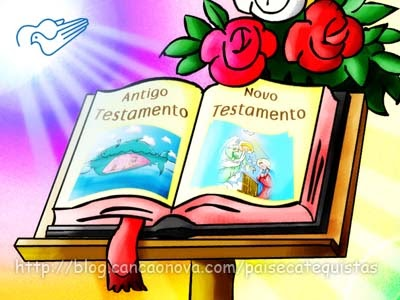 Catequese Infantil Mes Da Biblia