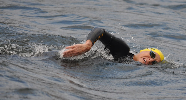The Daily News Of Open Water Swimming Phil White Reflects On Lake