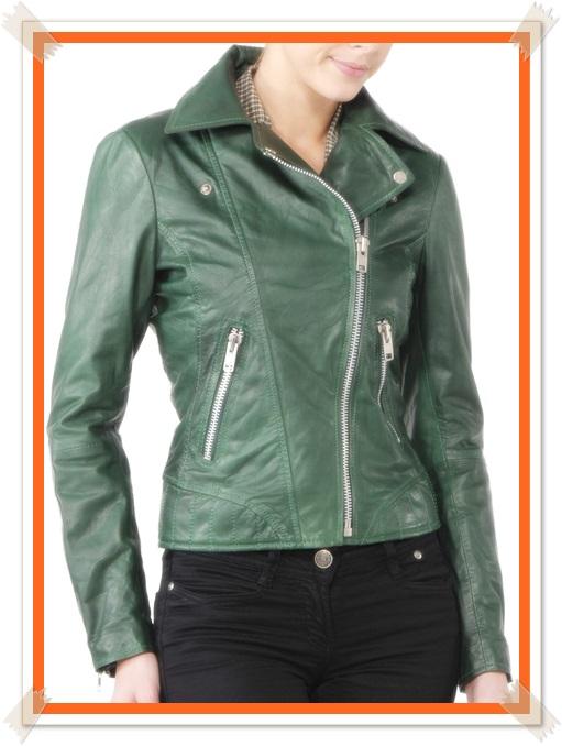 gambar model jaket wanita