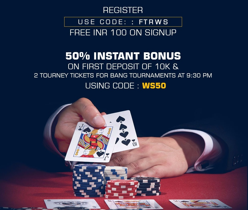 Adda52 India Promo Code Pokerdangal Bonus Codes Poker Promotional Code Promo Code India Discount Code