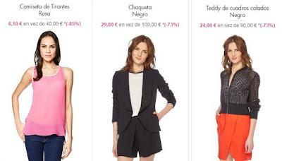 ropa barata sinquanone