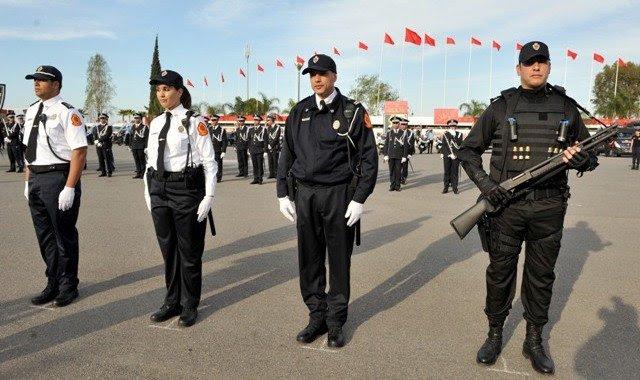 المديرية العامة للأمن الوطني تعلن عن مباريات توظيف 5540 رجل أمن.