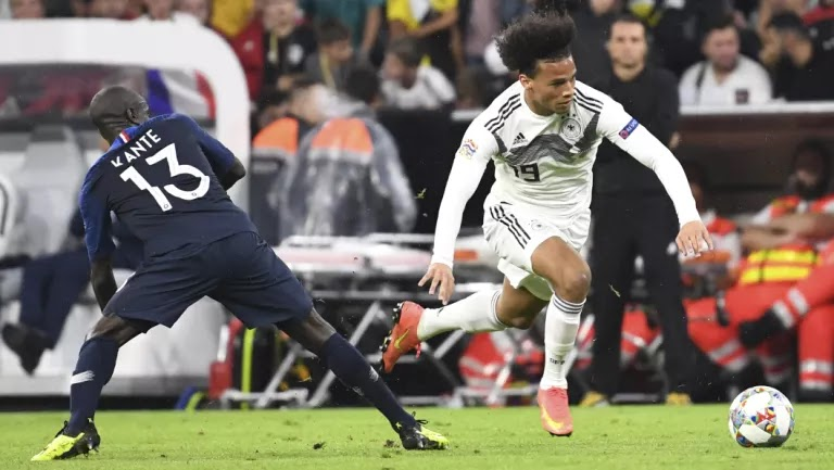 France, Germany Draw As New Nations League Gets Underway