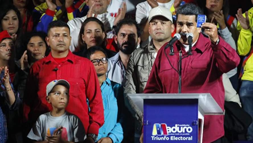 Maduro berterima kasih kepada Rusia atas dukungannya