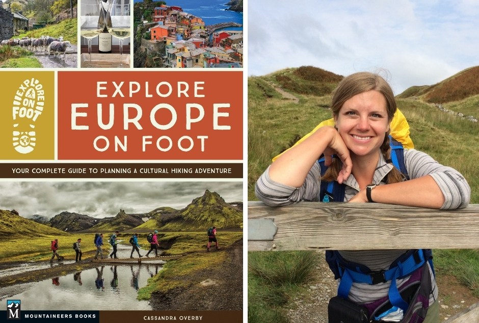 'Explore Europe on Foot' by Cassandra Overby will show you how to make the most of European walking adventures. Photo: © Cassandra Overby. Unauthorized use is prohibited.