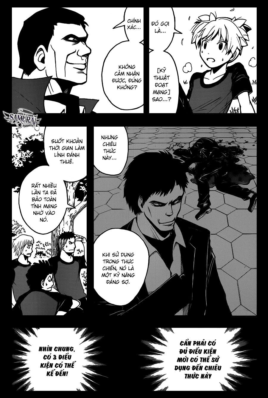 Ansatsu Kyoushitsu chap 71 trang 18