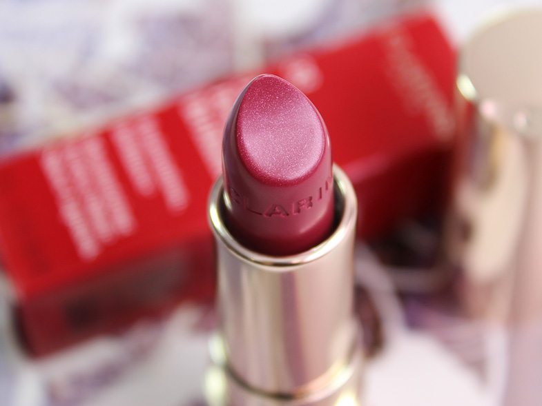 Clarins Joli Rouge Brillant 33 Soft Plum
