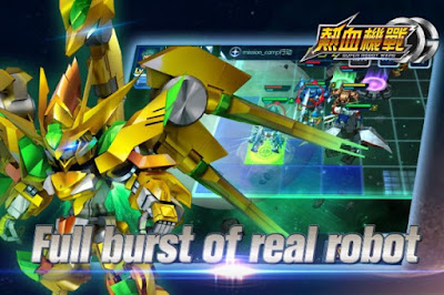 Free Download Boiling Robot Wars Apk v1.2.1 Mod (1 Hit Kill)