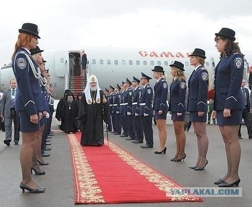 Гундяев летит в Стамбул на встречу с Варфоломеем