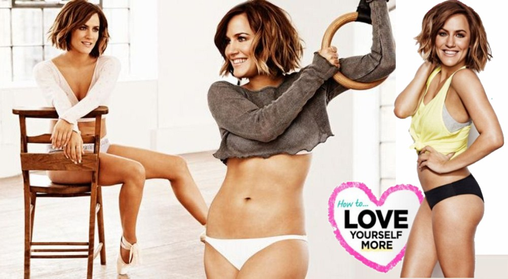 Caroline Flack, Women's Health UK, Magazine Photoshoot, June 2016