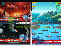 Hungry Shark Evolution Terbaru Versi 4.8.0 Apk Mod