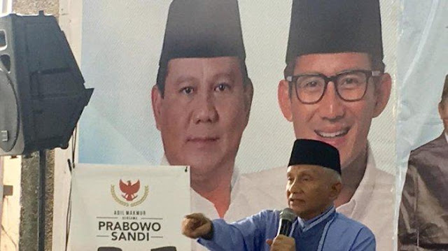 Amien Ancam 'Gempur' KPU, TKN: Ada Rekayasa Kekacauan Jika Jokowi Menang