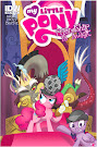 My Little Pony Friendship is Magic #13 Comic Cover Hot Topic Variant