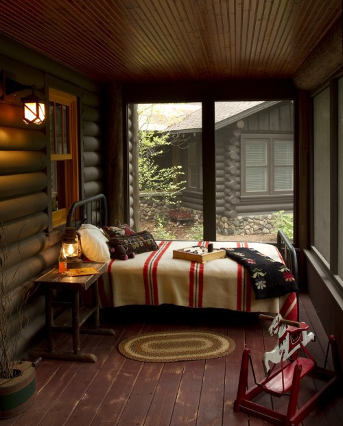 Houzz Marketing For Interior Designers: The New Victorian Ruralist: I Want A Sleeping Porch