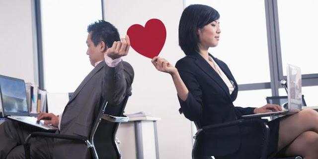 Cara menjalin hubungan asmara dengan rekan kerja di kantor