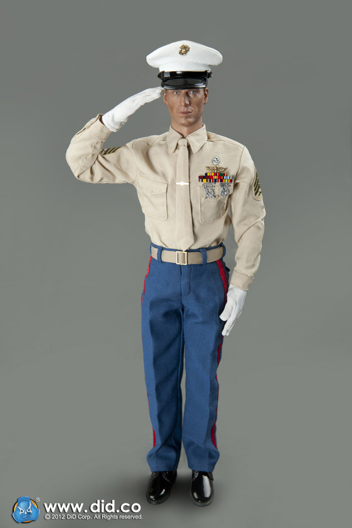 toyhaven: Preview: DID 1/6 United States Marine Corps ...