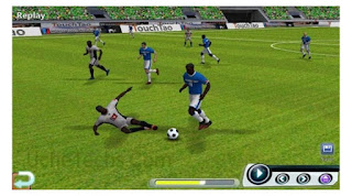 World Soccer League App