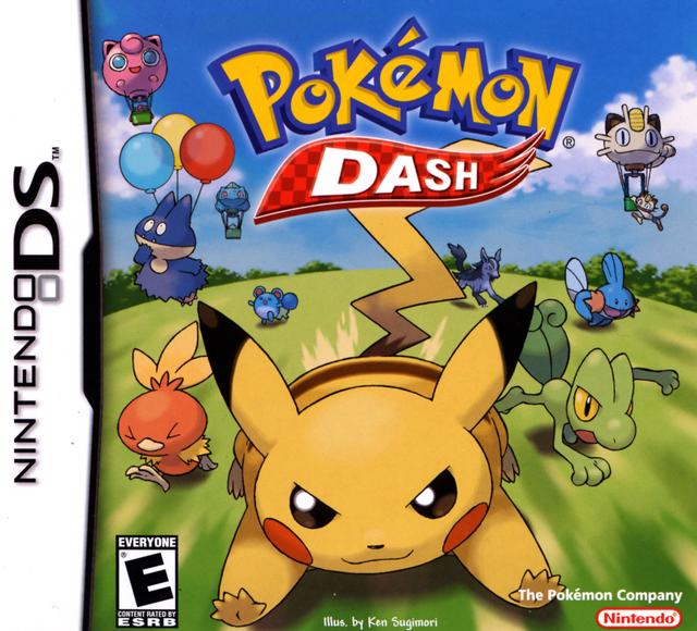 Pokemon Dash (U) (Trashman)