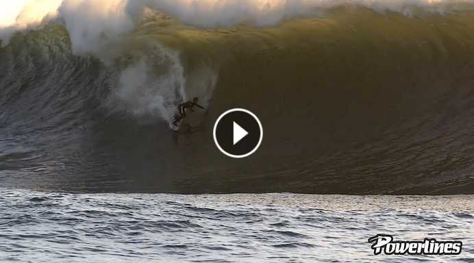 MAVERICKS LEFT - LUCAS CHUMBO CHIANCA - POWERLINES