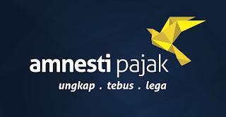 Tax Amnesty Pengampunan Pajak