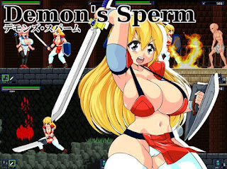 juego hentai Demons Sperm