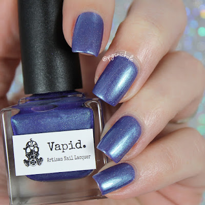 Vapid Lacquer Happy Nessie | Fantasy Colors Collection
