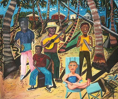 Paginas Informativas: historia de Merengue (género musical) (primera forma  1)