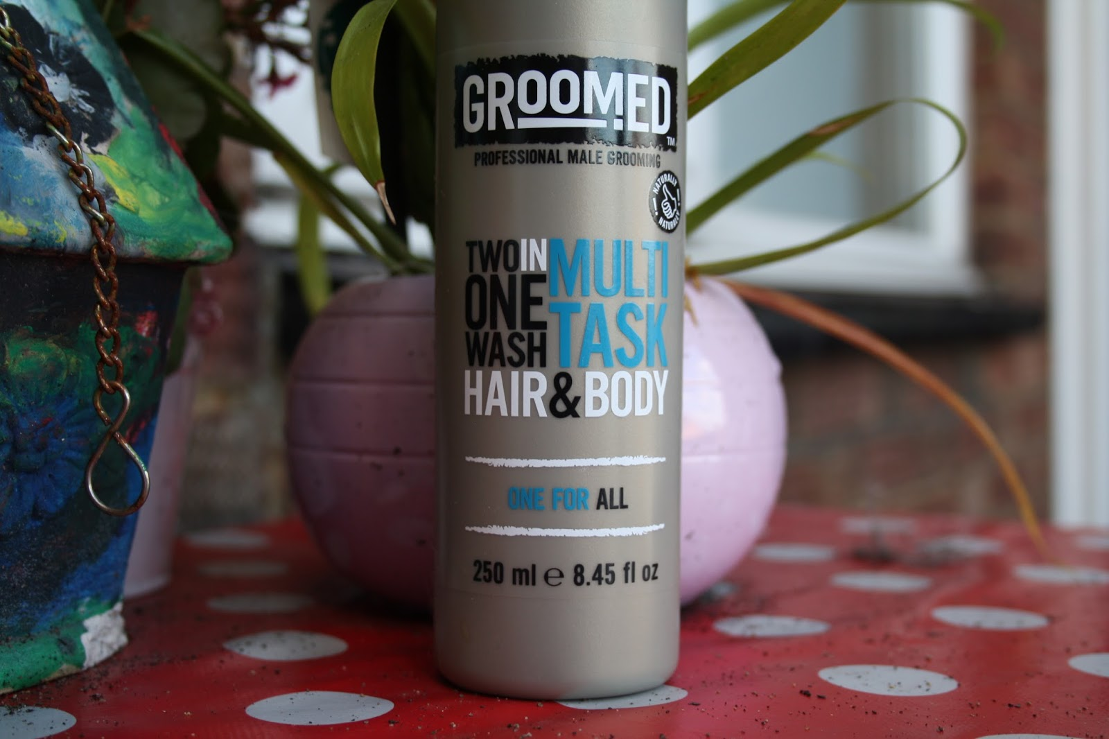 Groomed Two in One Wash - Hair & Body Multitask