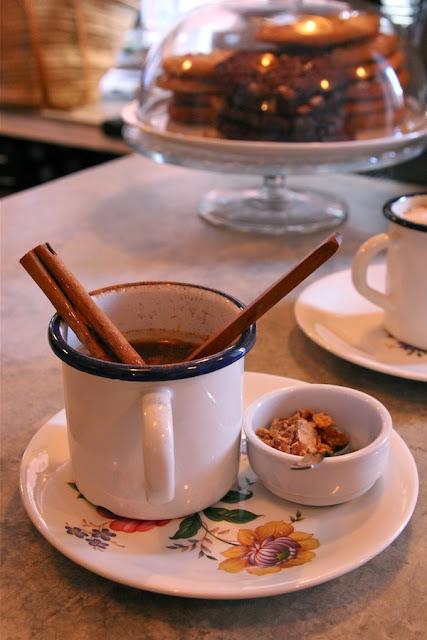 Cafelito, Lavapies - Foto detalle