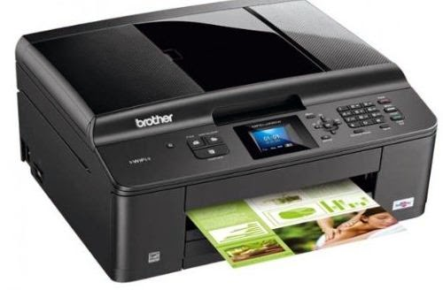Brother MFC J430W Driver Download