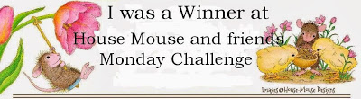 House Mouse Winner for #305
