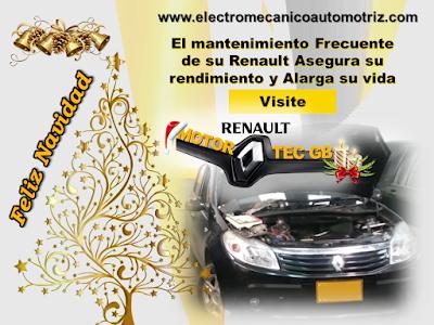 Mantenimiento Renault Motortec GB