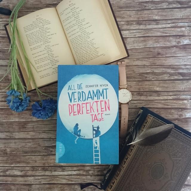 [Books] Jennifer Niven - All die verdammt perfekten Tage