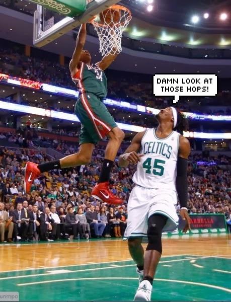 Giannis Antetokounmpo - Milwaukee Bucks: Memes