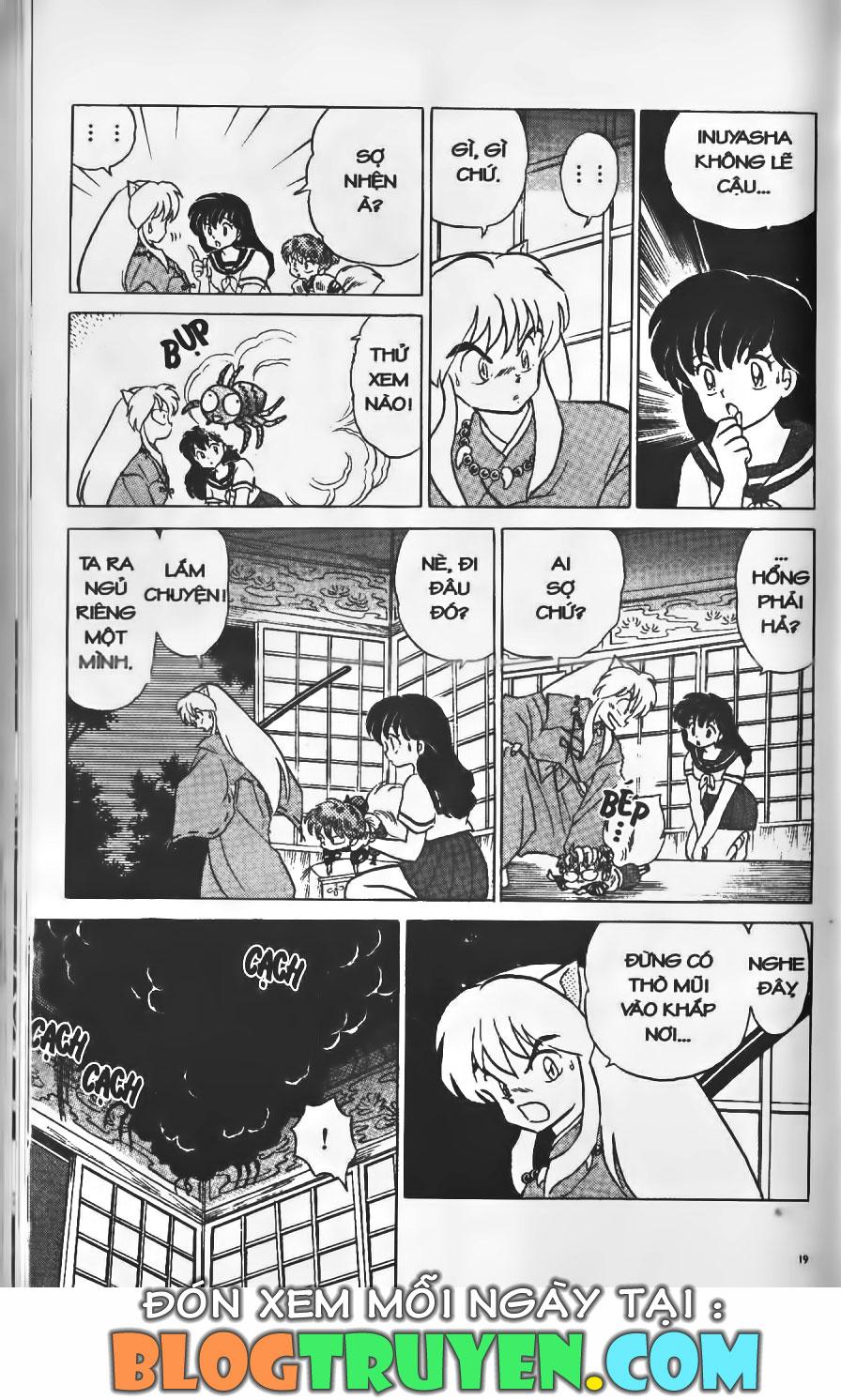 Inuyasha vol 05.1 trang 18
