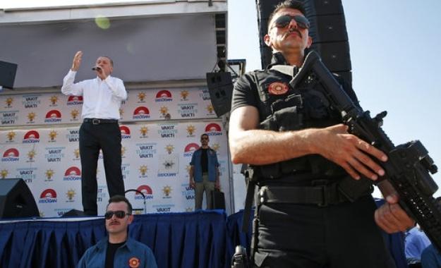 Επίθεση ενόπλων σε προεκλογική συγκέντρωση στην Τουρκία - 3 νεκροί, 8 τραυματίες