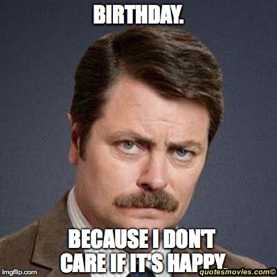 Top 28 Quotes of Ron Swanson quotes to live by -Nick ...