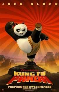 Kung Fu Panda 2008 Tamil - Hindi - English Dual 480P BrRip 300MB