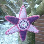 patron gratis estrella amigurumi   free amigurumi pattern star