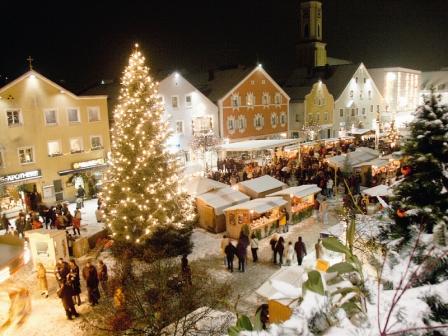 Weihnachtsmarkt Kelheim