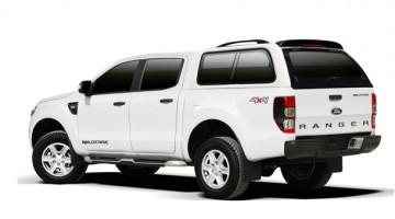 Nắp Thùng Xe Bán Tải Ford Range mang kiêu dáng mới nhất