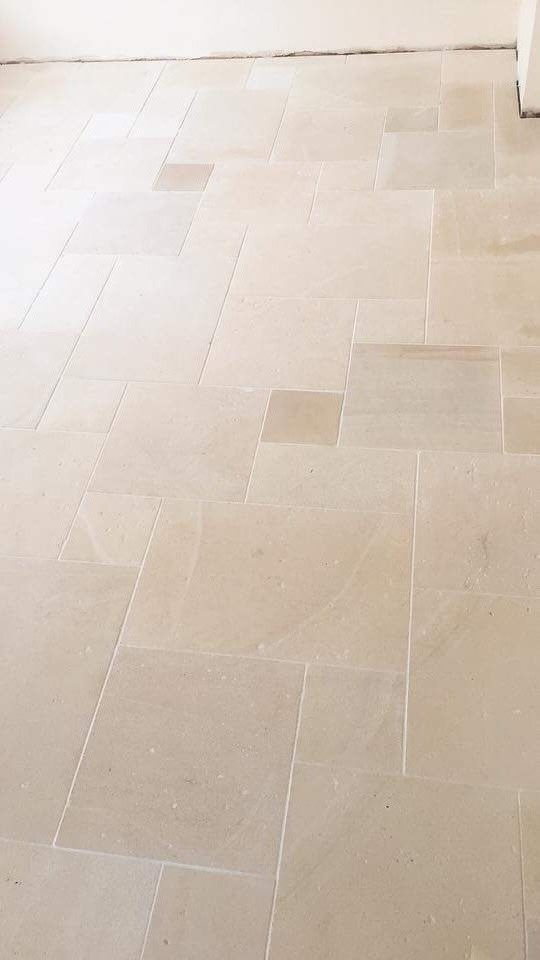 Ivory Cream Limestone Indonesia Limestone Tiles